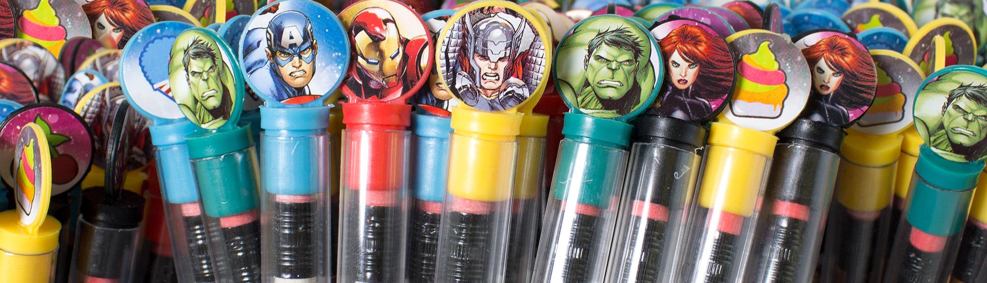 Marvel Avengers: Smencils header