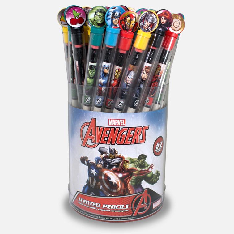 Marvel Avengers: Smencils