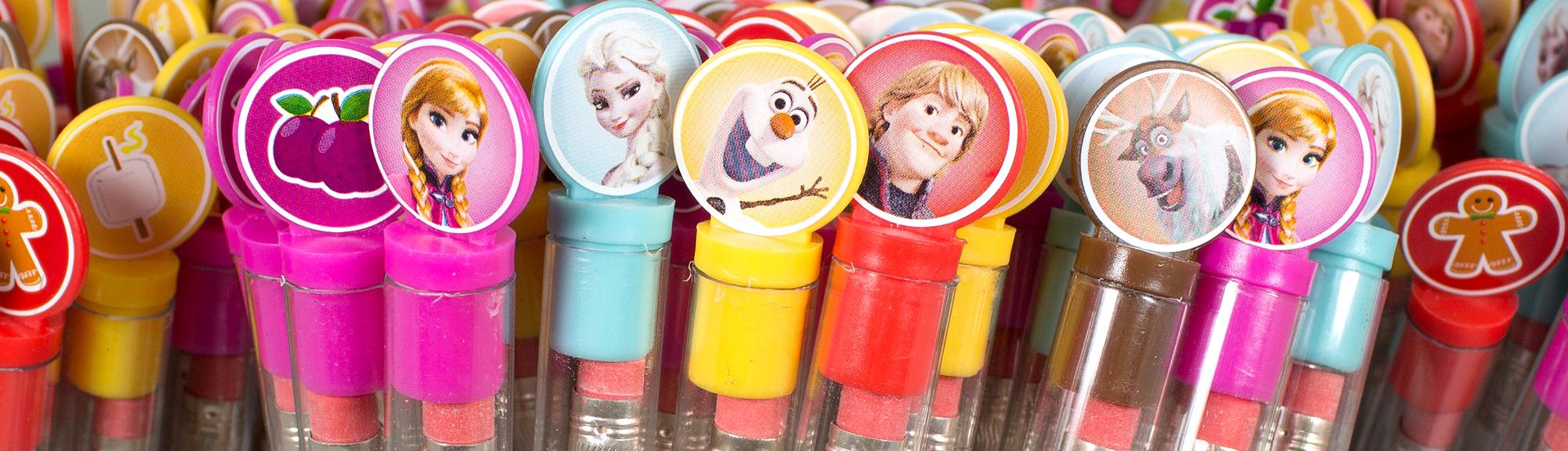 Disney Frozen: Smencils header