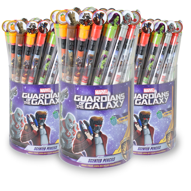 Marvel Guardians of the Galaxy: Smencils