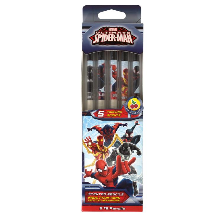 spiderman_smencils_5pk