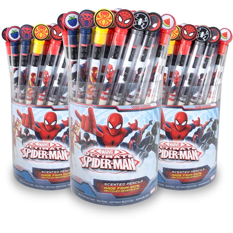 Marvel Spider-Man: Smencils