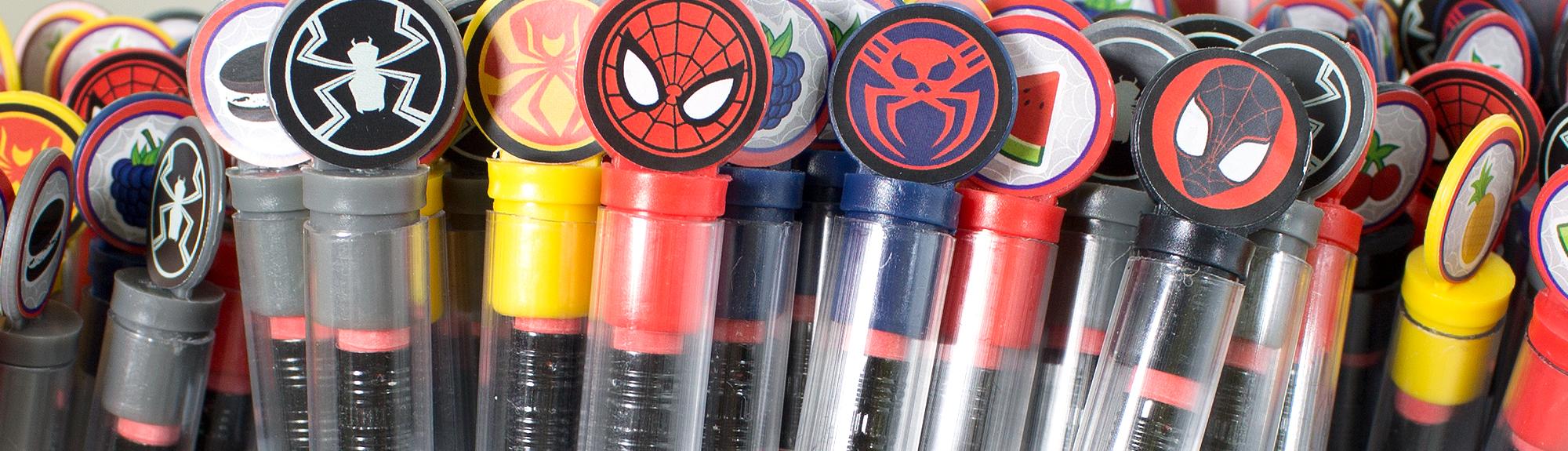 Marvel Spider-Man: Smencils header